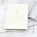 Gold Companion Holy Bible - Eco-friendly-Dcaro Personalised Gifts