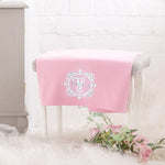 Personalised Initial Baby Blanket-Dcaro Personalised Gifts