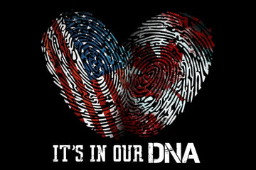 1022417148689 USA-Canada DNA (Perfect For You and Your Partner)!!