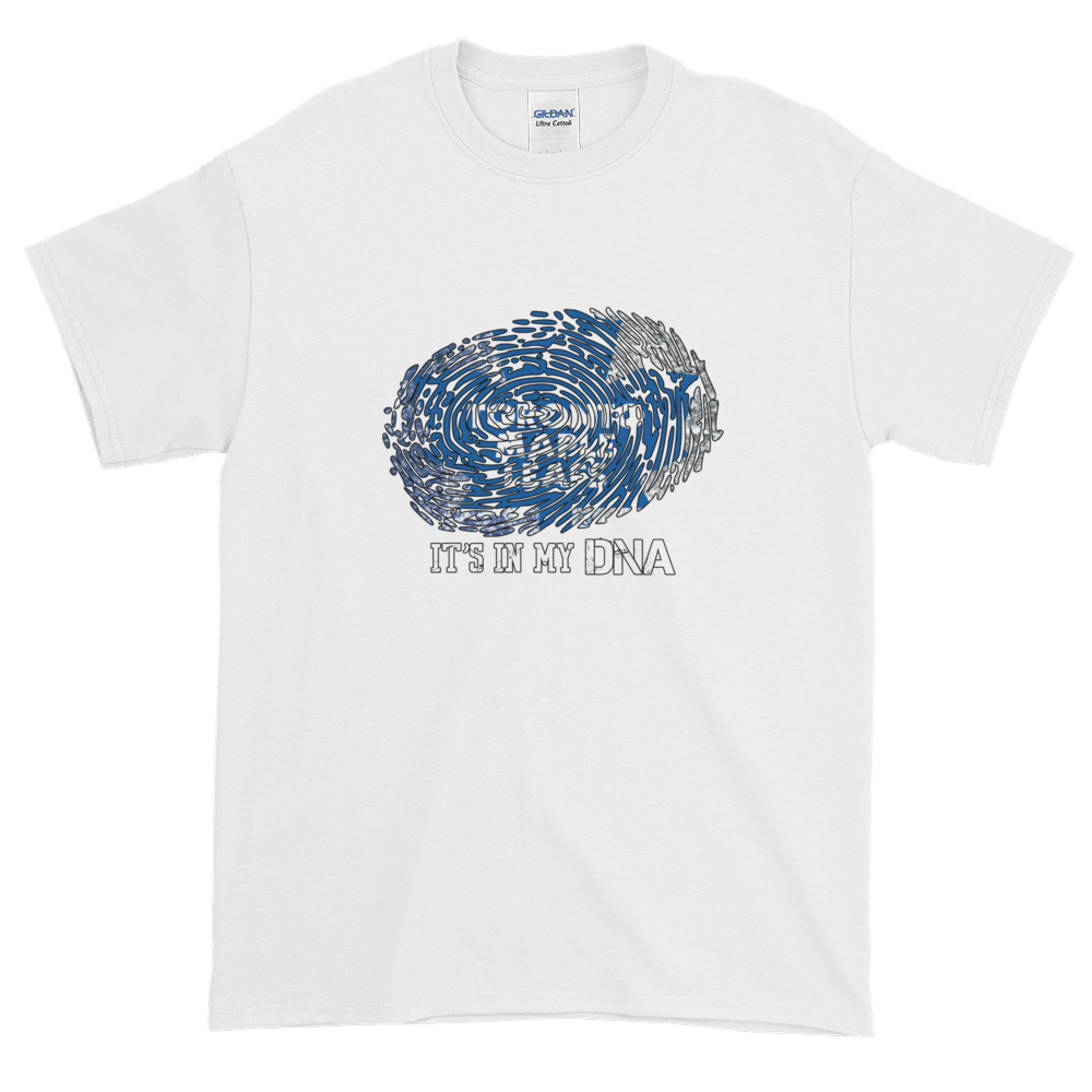DNA Art T-Shirts - Toronto Maple Leafs
