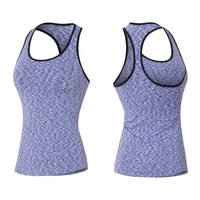 Breathable workout tank top