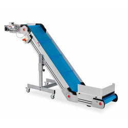 Inclined/Horizontal/Top Conveyor with PU/PVC Belt