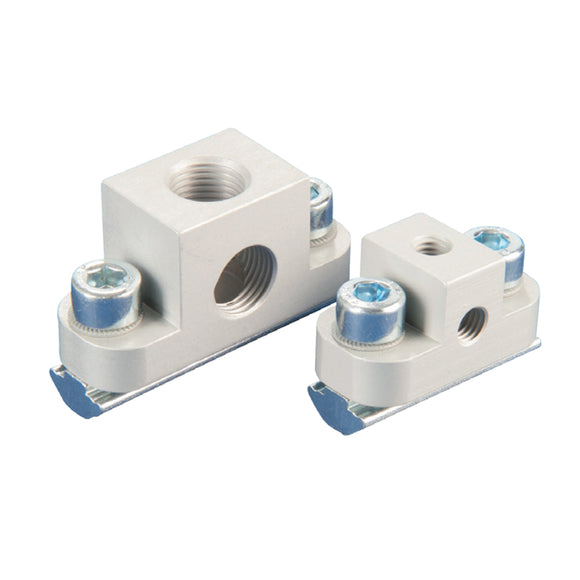 Perpandicular Vacuum Cup Connectors