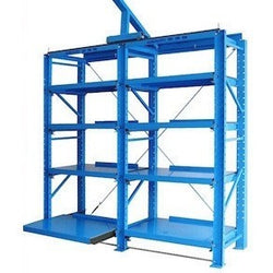 Mold Racks (4 Rows/2 Columns) - Plastics Solutions