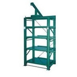Mold Racks (4 Rows/1 Column) - Plastics Solutions