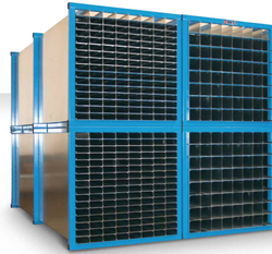 Estante Rígido Diseño Colmena (Rigid Honeycomb Rack)