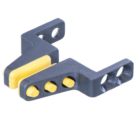 Gripper Jaws with HNBR Rubberized Jaw for Series 100 Universal Gripper
