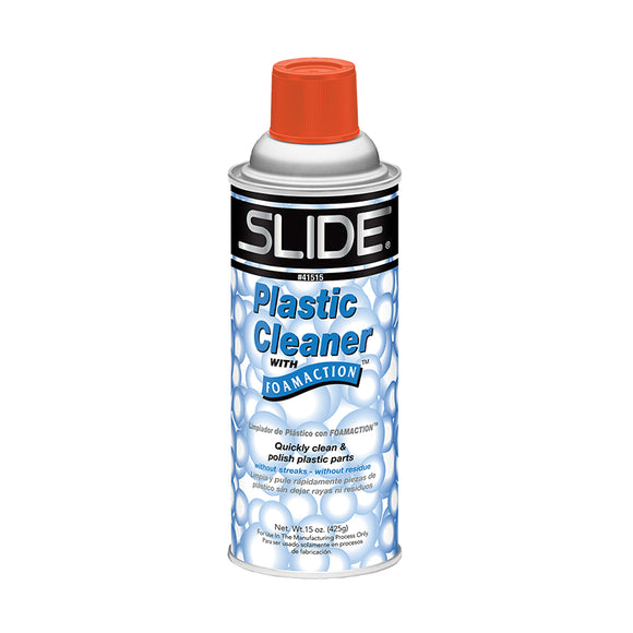 Glass & Plastic Cleaner