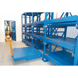 Heavy Duty Mold Rack - Plastics Solutions