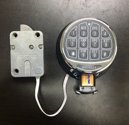 Electronic Safe Lock For Gun Safe, Vault, Build Your Own Safe