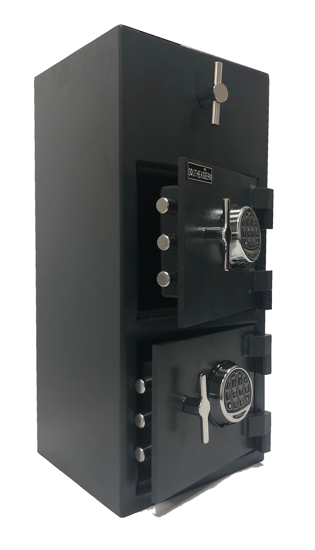 SOUTHEASTERN RH3214EE Double door drop depository security Safe with Quick Digital Lock