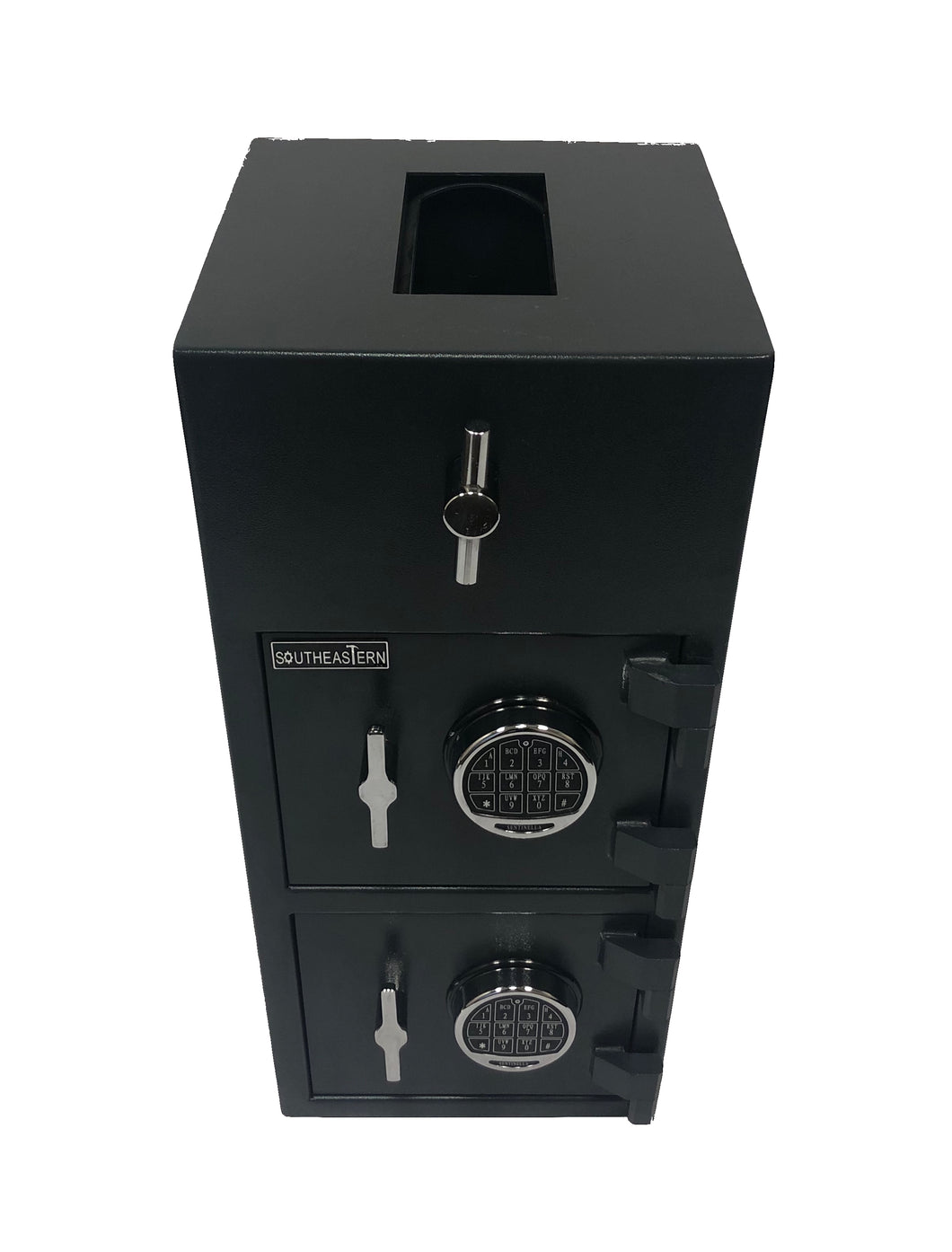 SOUTHEASTERN RH3214EE Double door drop depository security Safe with Quick Digital Lock w/ back up key