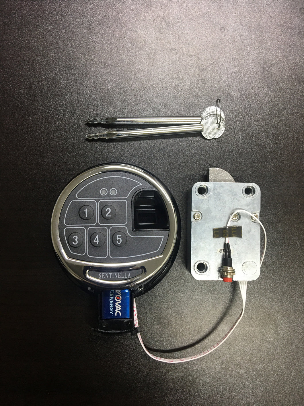 Biometric Fingerprint Safe Lock for replacement