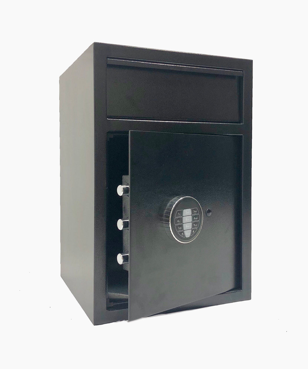 "Southeastern F2014ELG Money Drop Deposit Safe Box with Quick Digital Lock w/Back up key 21"" x 14"" x 14"""