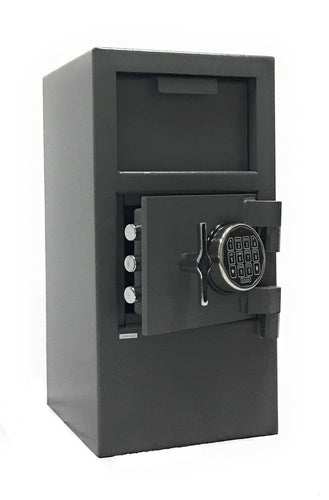 SOUTHEASTERN F2412E Cash Drop Depository Safe w/Quick Digital Lock