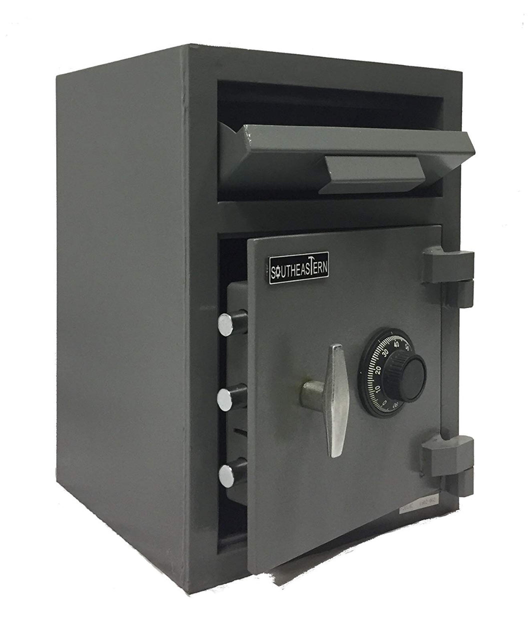 Southeastern F2014C Cash Drop Depository Safe with UListed Mechanical Combination Lock
