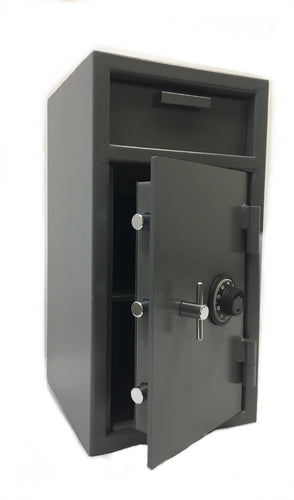 Southeastern F2714C Cash Drop Depository Safe with Mechanical Combination Lock