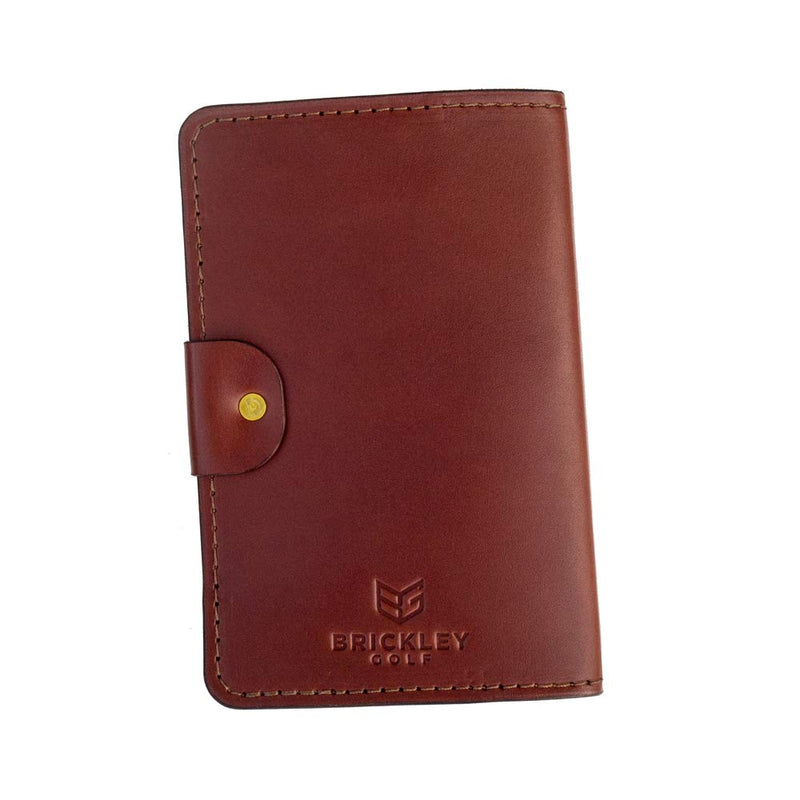 Classic Leather Scorecard Holder