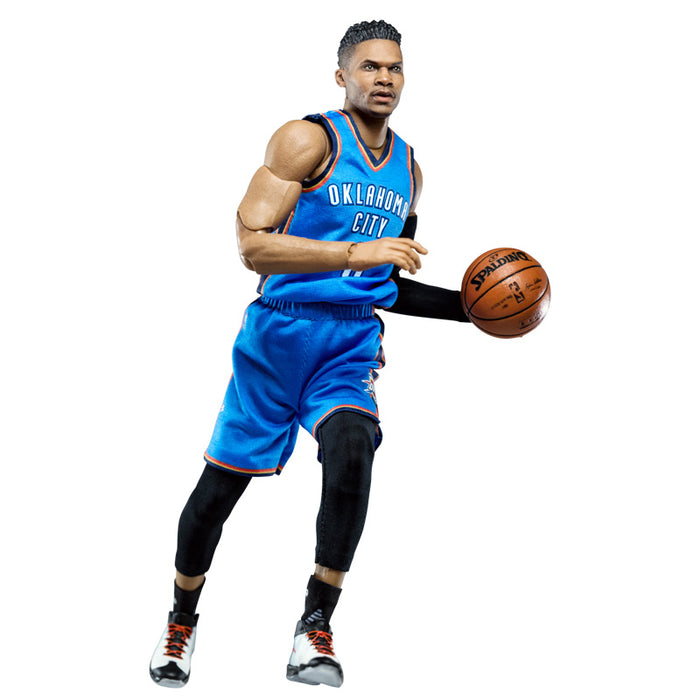 ENTERBAY 1/9 Russell Westbrook Action Figure
