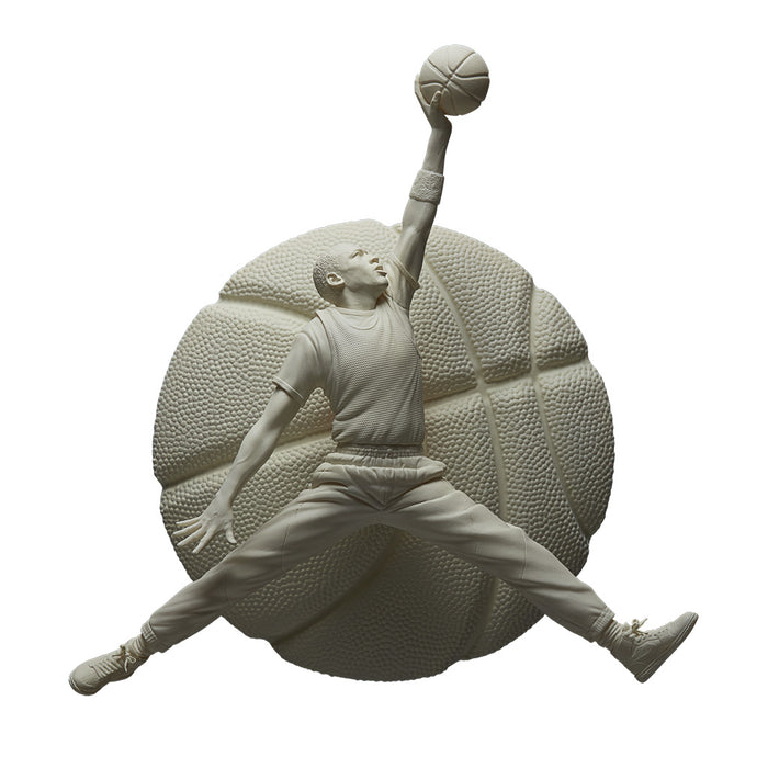 ENTERBAY 1/6 Sculpture Collection - Michael Jordan Gypsum Edition Limited 300 pieces (Pre-order)