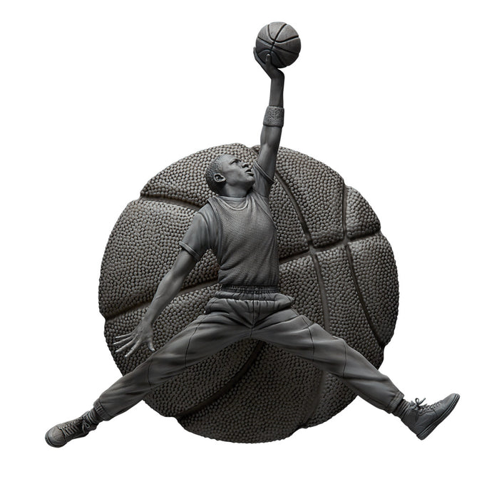 ENTERBAY 1/6 Sculpture Collection - Michael Jordan Stone Edition Limited (Now Available)