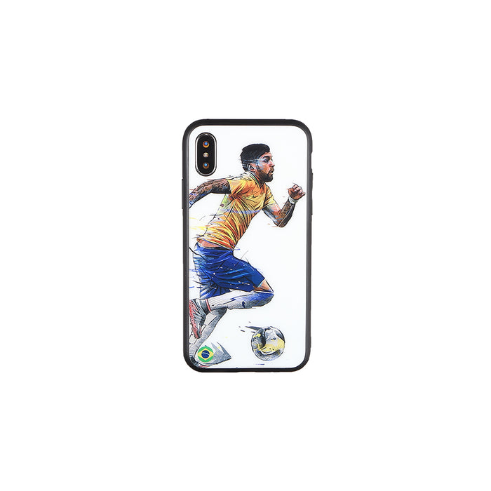 Gabriel Barbosa, Football Fandom iPhone Case