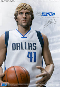 ENTERBAY 1/6 NBA Collection – Dirk Nowitzki Action Figure
