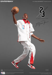 1/6 Real Masterpiece - NBA Collection Michael Jordan Action Figure (Final Limited Edition) (RM-1081) pre-order item