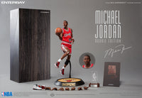 ENTERBAY 1/6 NBA Collection - Michael Jordan (Rookie Limited Edition) Action Figure