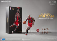 ENTERBAY 1/9  Michael Jordan Action Figure