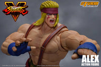 Storm Collectibles 1/12 Street Fighter V - Alex Action Figure