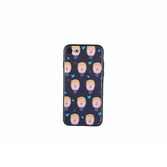 Captain Trump #5, the Leadershit series iPhone Case