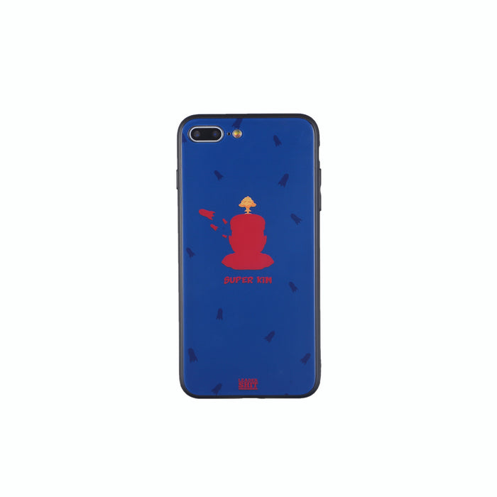 Super Kim #2, the Leadershit series iPhone Case