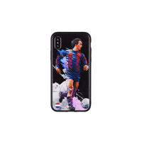 Johan Cruijff #2,  Football Fandom Toughened Glass iPhone Case