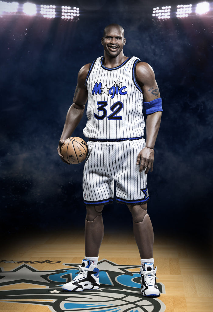 ENTERBAY 1/6 NBA Collection – Shaquille O'Neal Action Figure