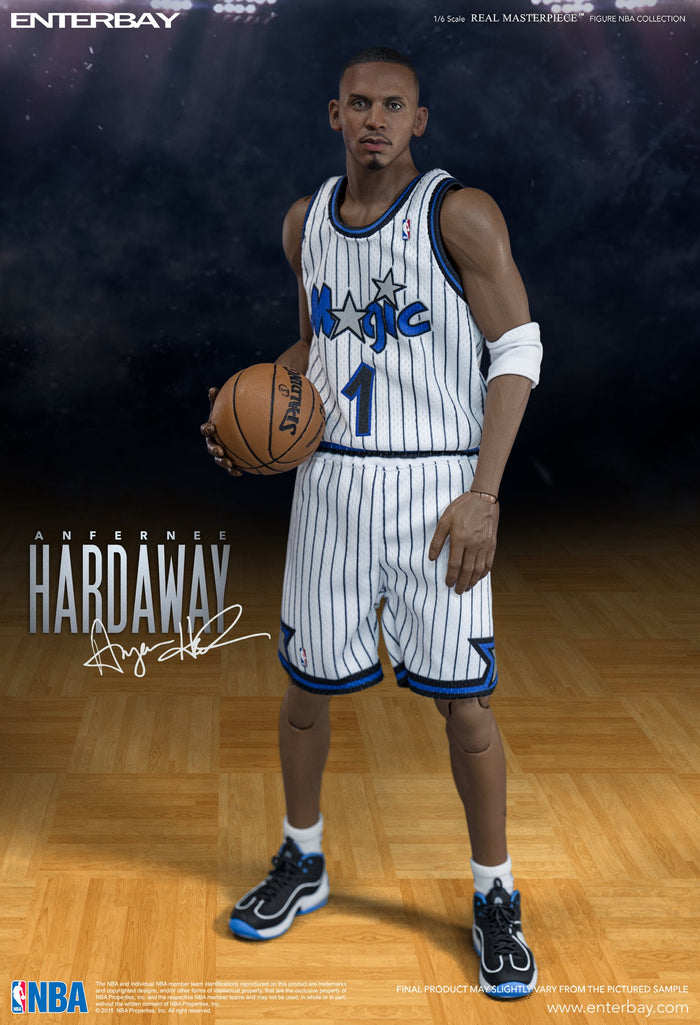 "ENTERBAY 1/6 NBA Collection – Anfernee ""Penny"" Hardaway Action Figure"