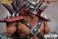 Storm Collectibles 1/12 Shao Kahn - Mortal Kombat Action Figure