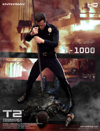 ENTERBAY 1/4 HD T1000, Terminator 2: Judgment Day