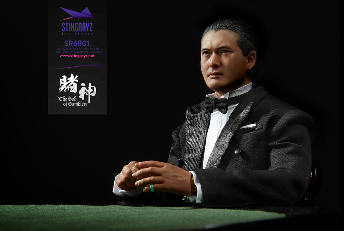 STINGRAYZ 1/6 KO CHUN, God of Gamblers Action Figure