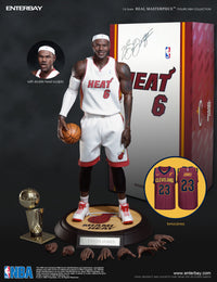 1/6 Lebron James (Re-release) (with Extra Cleveland no.23 Red Jersey)