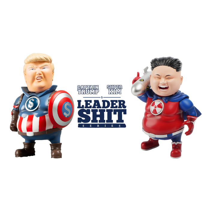 the Leadershit Series Bundle Set  (Pre-order)