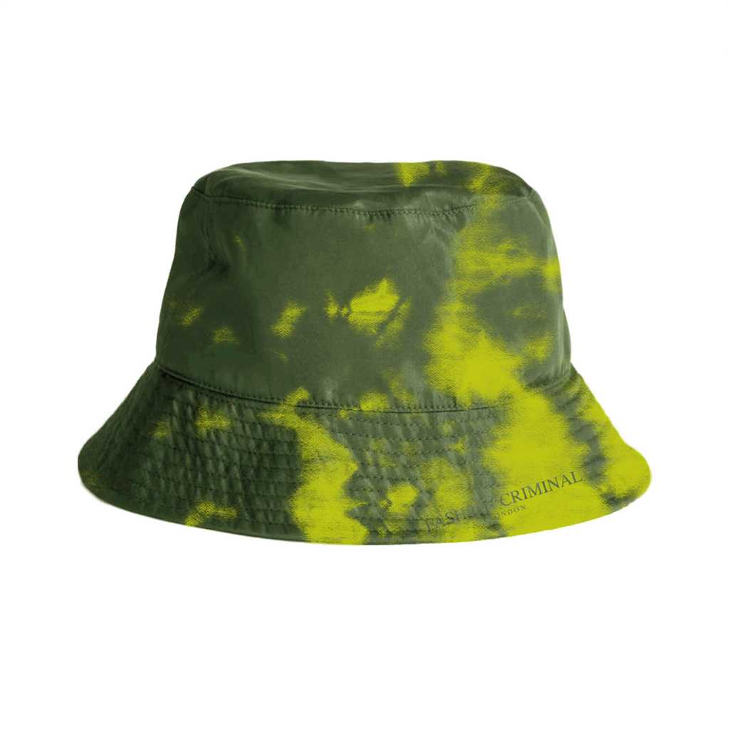 Green Swamp Bucket Hat