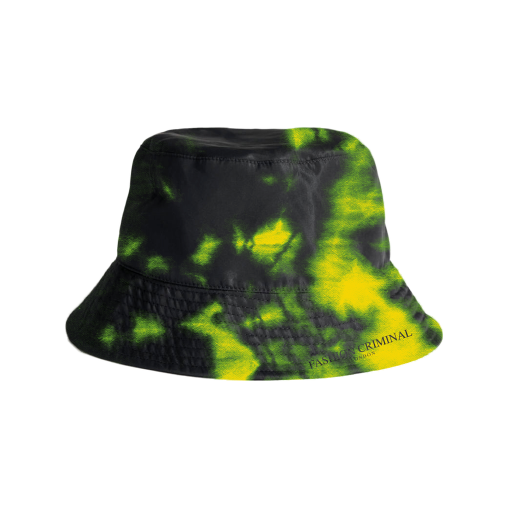 Jamrock Black Bucket Hat