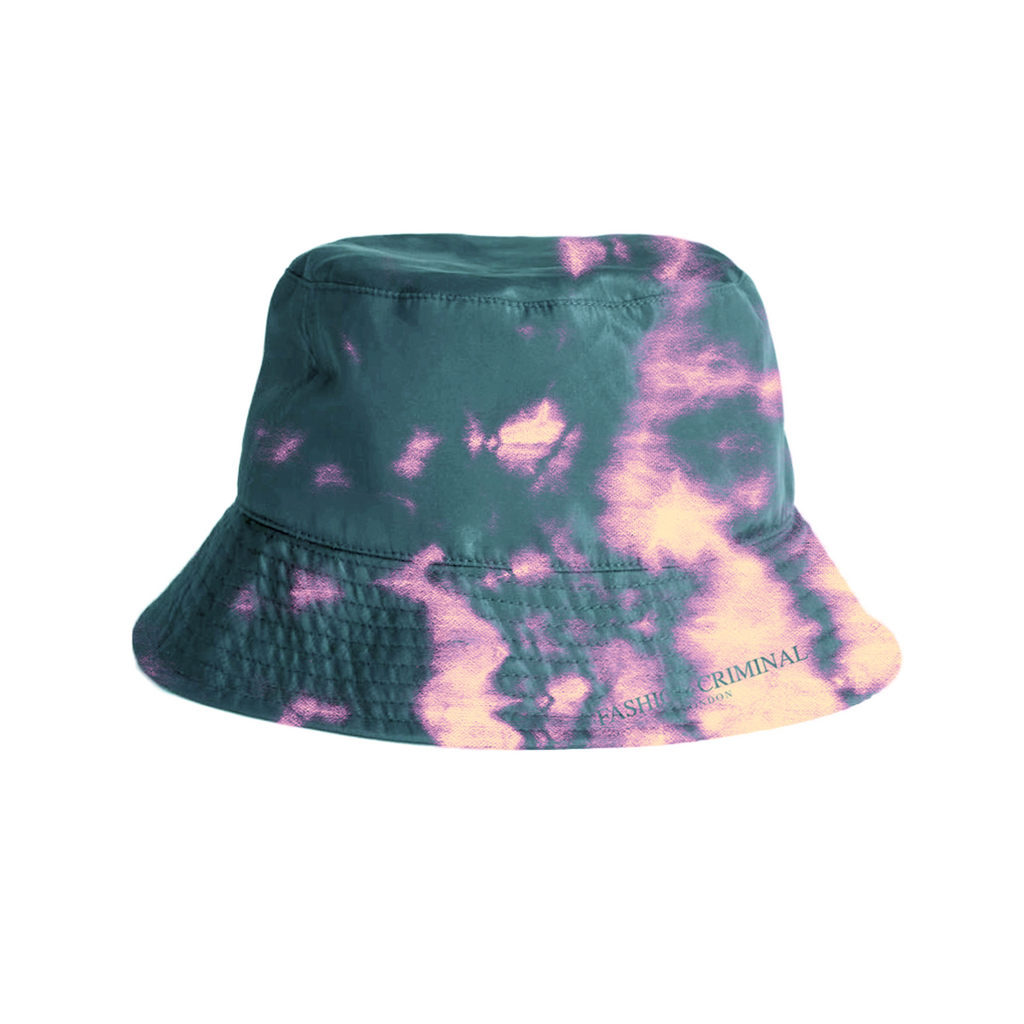 Magic Blue Bucket Hat