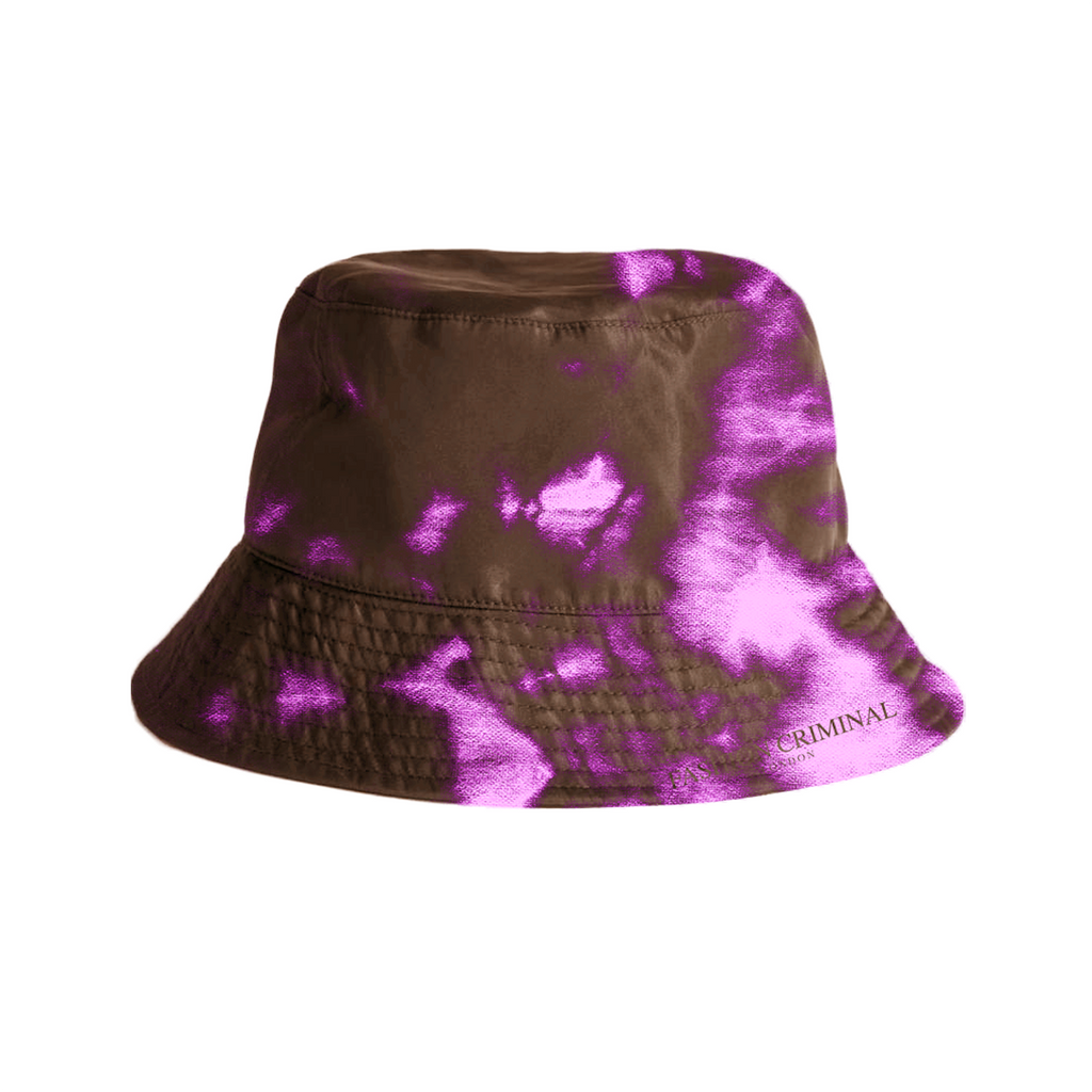 Pink Chocolate Bucket Hat