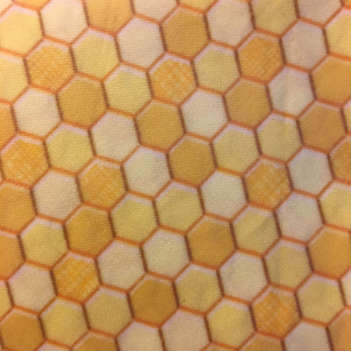 Beeswax Wraps - Honeycomb