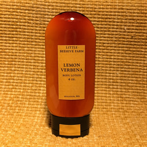 Body Lotion - Lemon Verbena - 4 oz.