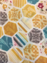 Beeswax Wraps - Medium Hex