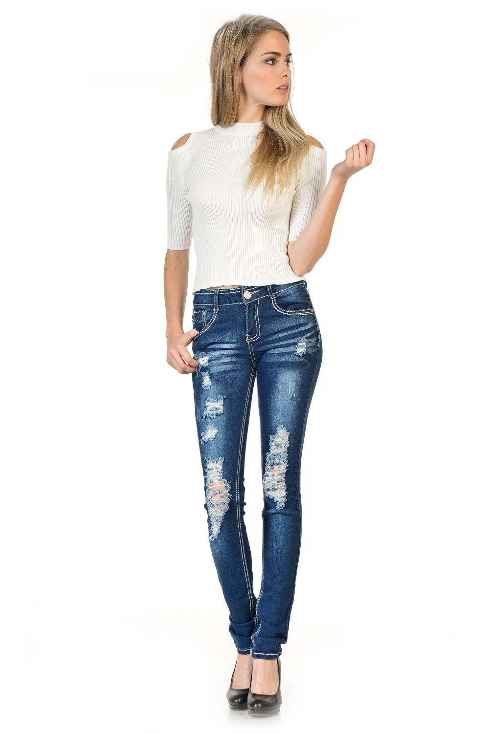Sweet Look Premium Women's Jeans