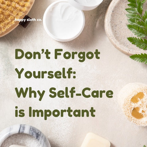 why self-care is important